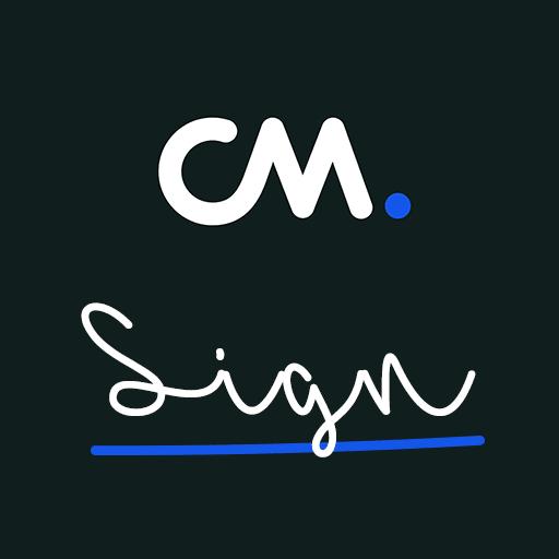 CM Sign logo