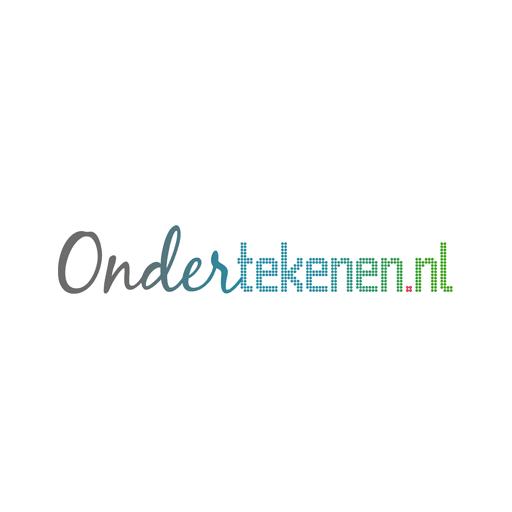 Logo ondertekenen.nl